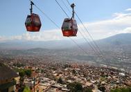Seilbahn von Medellin