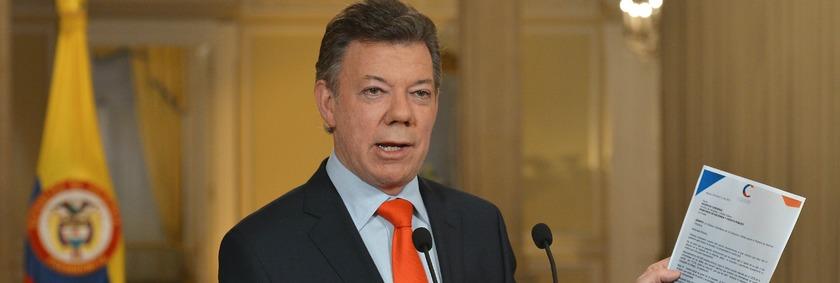 Kolumbien Politik | Präsident Santos