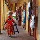 Kolumbien Reisen | Arkaden, Cartagena de Indias