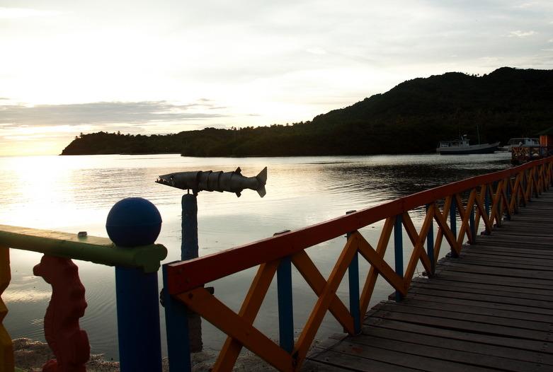 Kolumbien Reisen | Puente de los Enamorados, Providencia