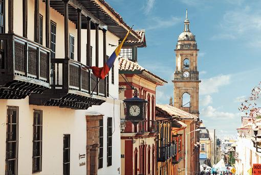 Kolumbien Reisen | La Candelaria, Bogotá