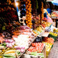 Kolumbien Reisen | Stand auf dem Markt von Medellín