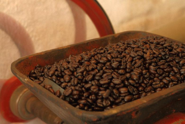Kolumbien Reisen | Geröstete Kaffeebohnen