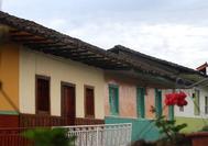 Häuser von Salento