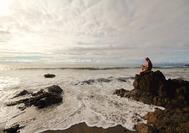 Kolumbianischer Pazifik bei Nuquí
