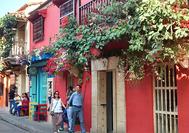 Altstadt von Cartagena