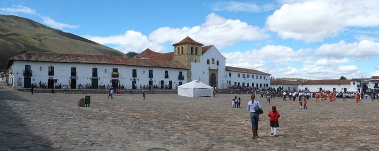 Kolumbien Reisen | Villa de Leyva, Playa Mayor