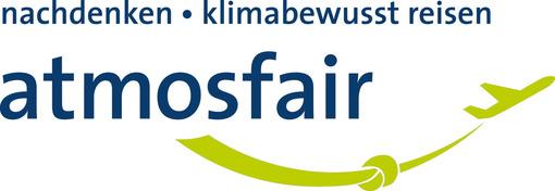 Vive Kolumbien | atmosfair Logo