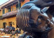 Botineros Gorda in der Altstadt von Cartagena