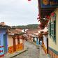 Kolumbien Reisen | Strasse von Guatapé, Medellín
