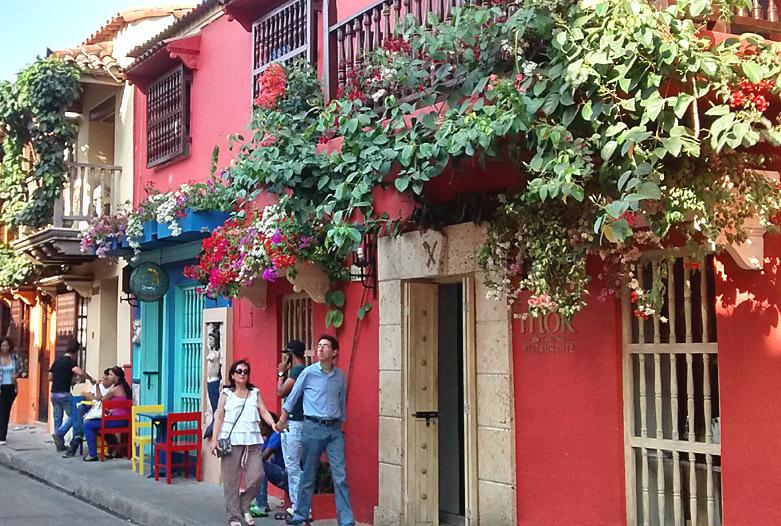 Kolumbien Reisen | Altstadt von Cartagena