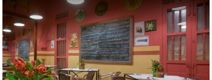 Cocina de Pepina in Cartagena de Indias