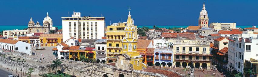 Kolumbien Reise | Casco Antiguo, Cartagena de Indias