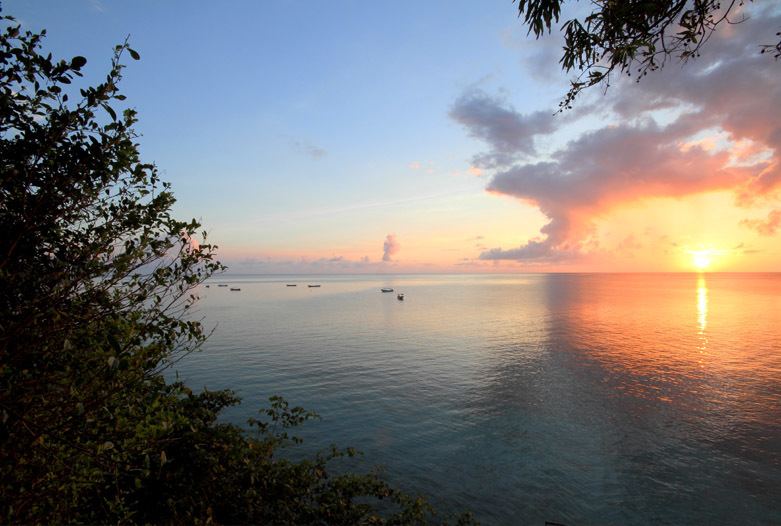 Kolumbien Reisen | Sonnenuntergang, San Andres