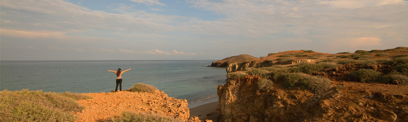 Kolumbien Reise | Küste von La Guajira