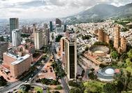Kolumbien Reisen | Bogotá Stadtansicht